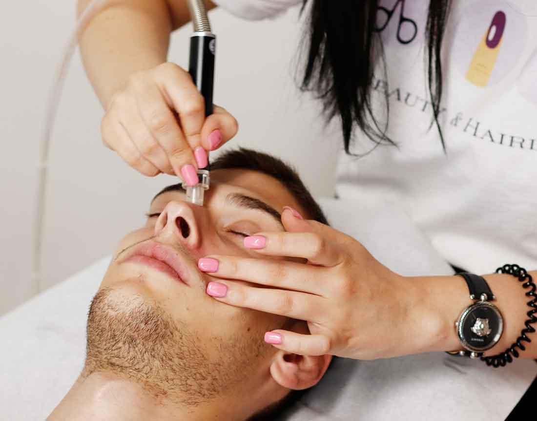 Aqua-Peel Gesichtsbehandlung - Beauty und Hairless Kosmetik in München Sendling